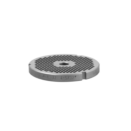 "Alfa 32 5/32 HBLS 32 Hubless Plate 5/32"" Hole Size Chopper Plate"