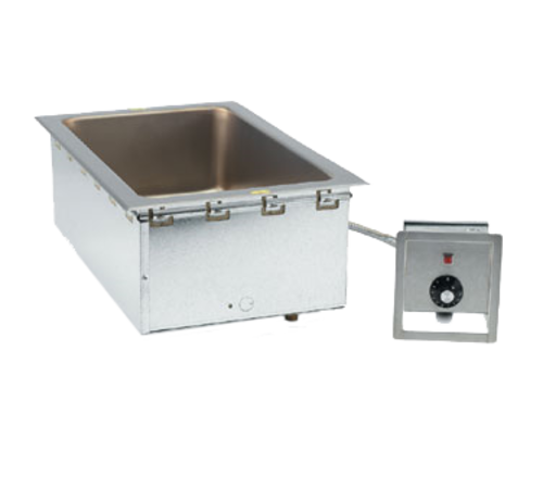 Vollrath 36368 Electric Top Mount Hot Food Well Drop-In Unit - 120V