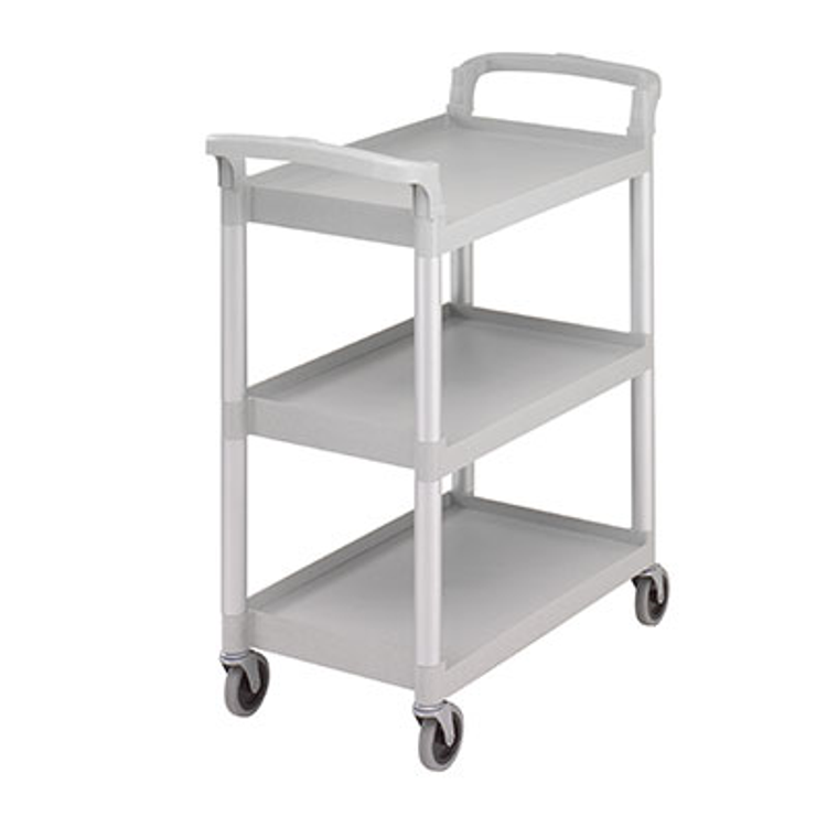 Cambro Metal Bussing / Utility / Transport Cart