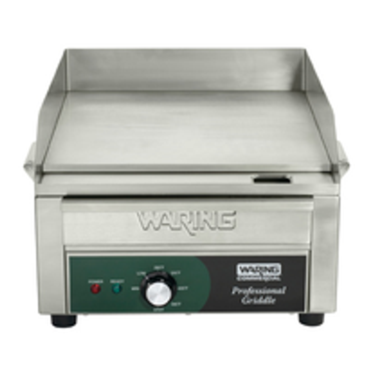 Waring Commercial Gas Griddles and Flat Top Grills