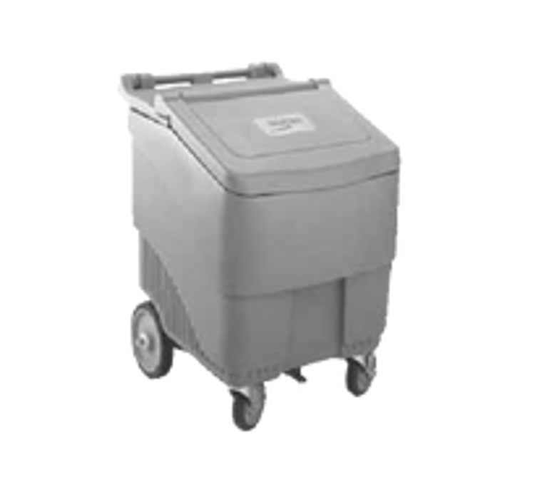 Metro Ice Transport Buckets and Mobile Ice Bins