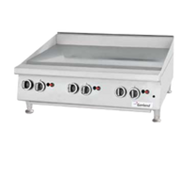 Garland Countertop Commercial Griddles