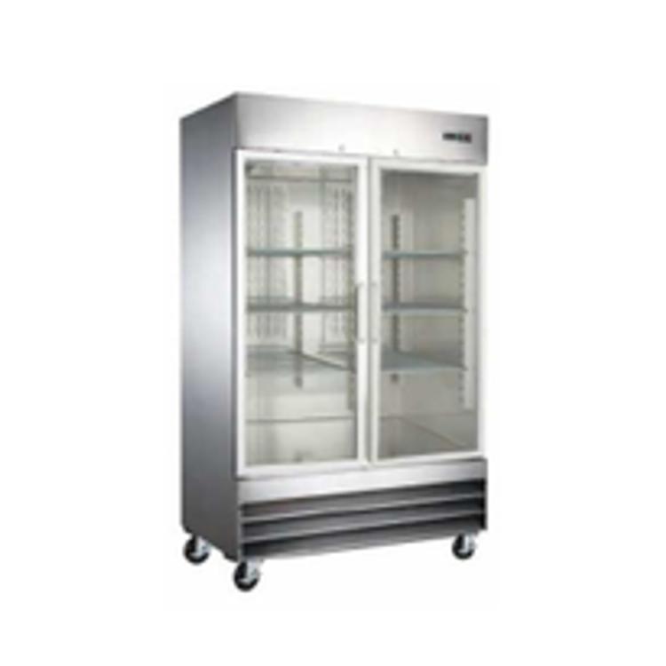 Admiral Craft Reach-In Refrigerators