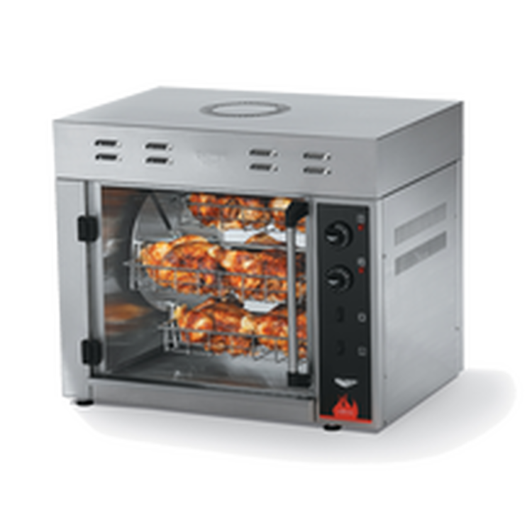 Vollrath Rotisserie Oven