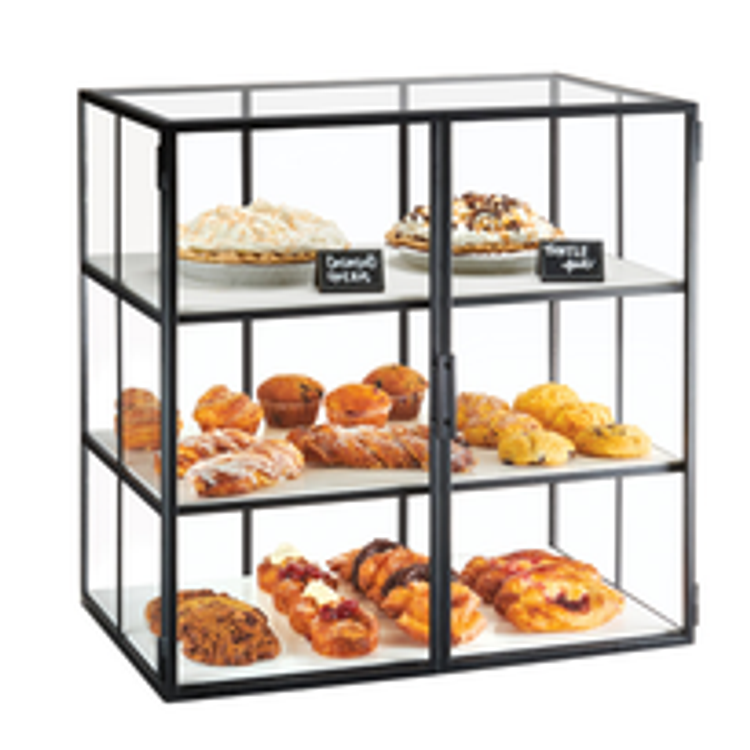Cal-Mil Bakery Display Cases