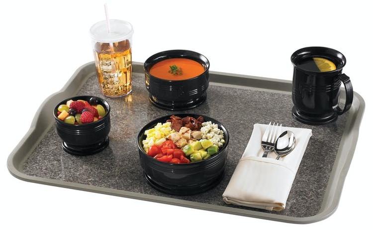 Cambro Insulated and Rethermalization Dinnerware