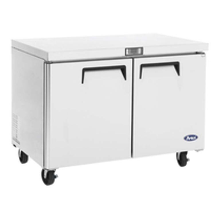 Atosa USA, Inc. Undercounter Freezer