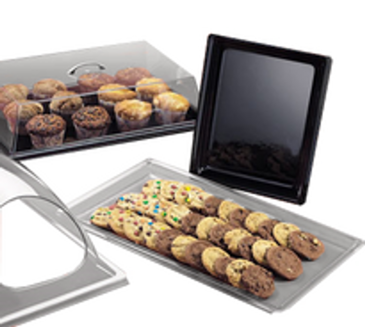Cal-Mil Market Trays and Bakery Display Trays