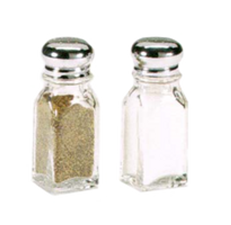Vollrath Salt and Pepper Shakers and Mills