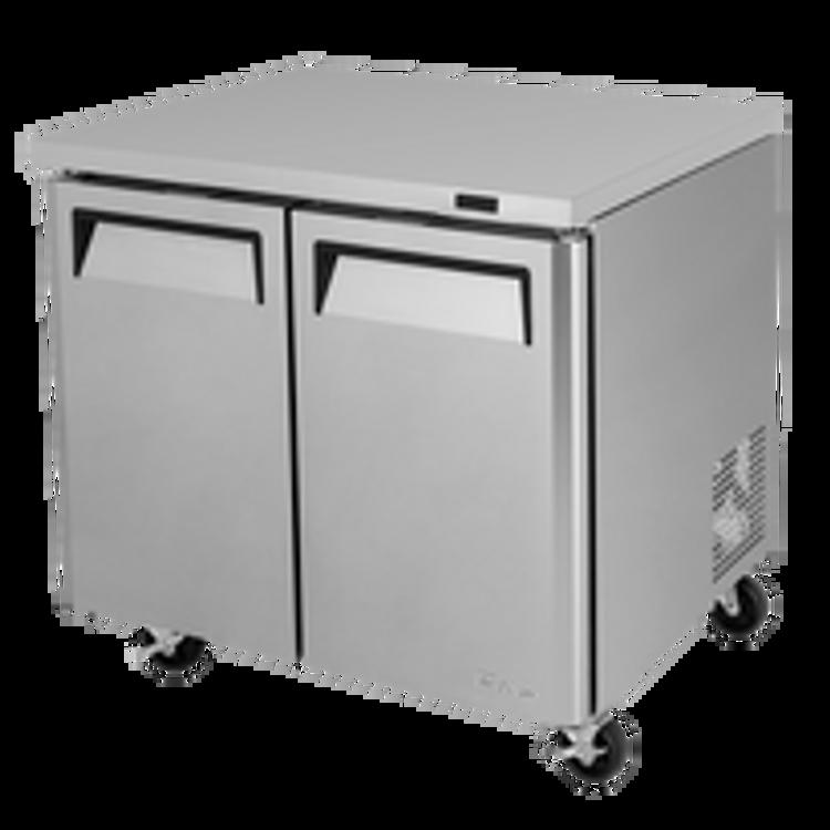 Turbo Air Undercounter Freezer