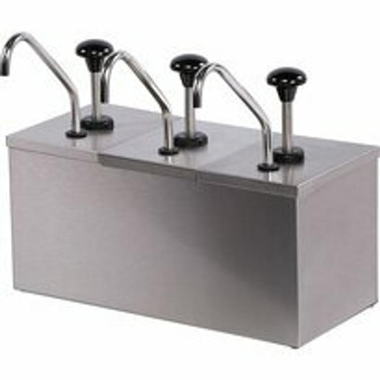 Carlisle Pump Condiment Dispenser