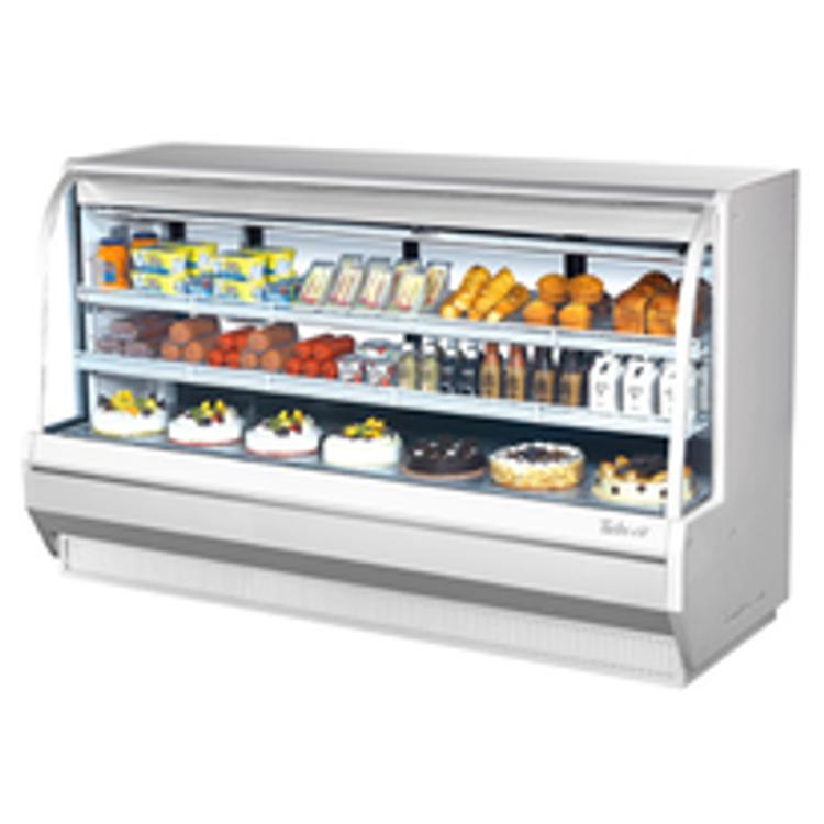 Turbo Air Refrigerated Deli Cases