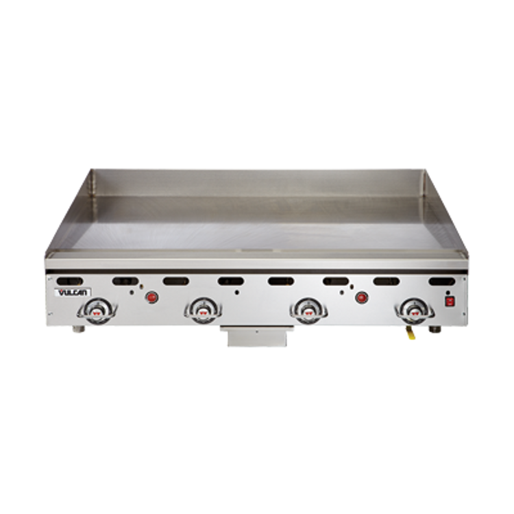 Vulcan Commercial Gas Griddles and Flat Top Grills