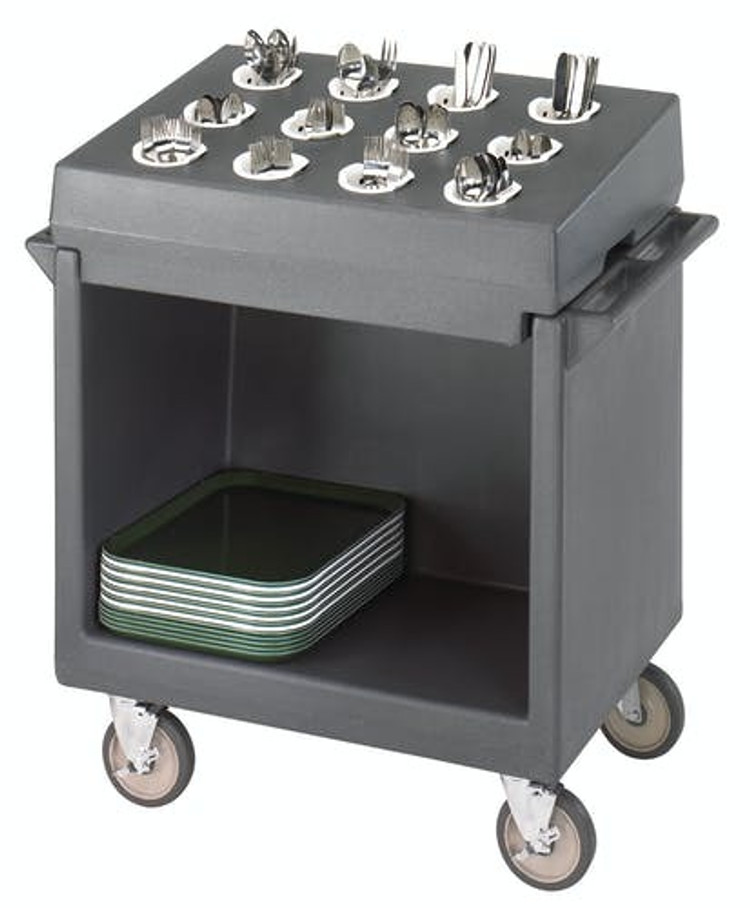 Cambro Dish Carts and Glass Rack Dollies