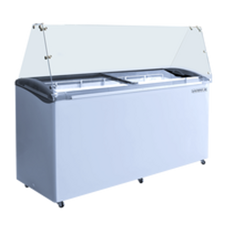 Beverage Air Ice Cream Dipping Cabinets