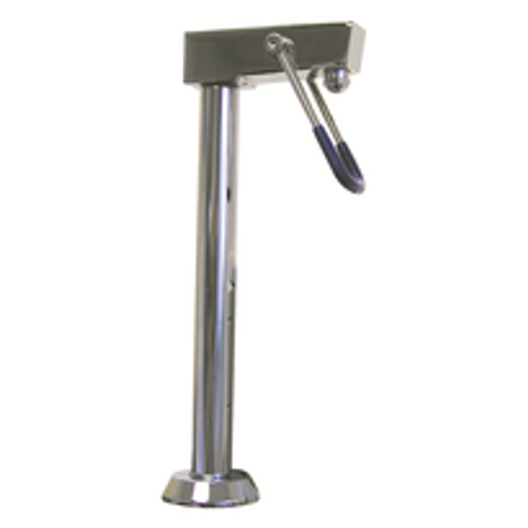 Advance Tabco Glass Filler Faucet and Station