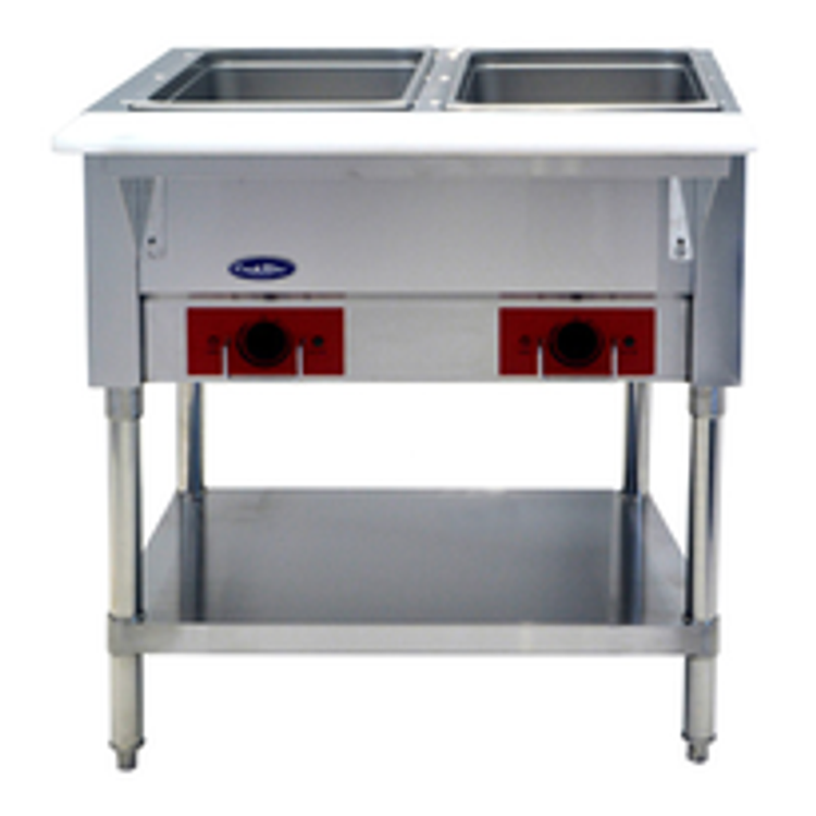 Atosa USA, Inc. Commercial Steam Table