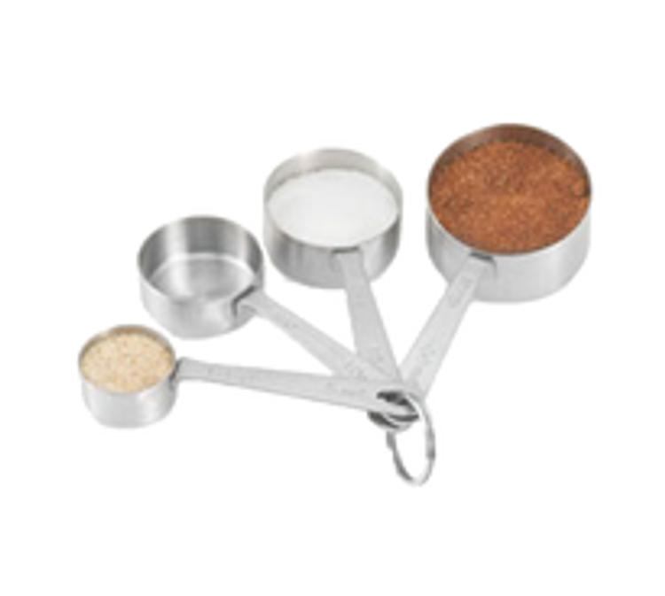 Vollrath Measuring Cups and Spoons