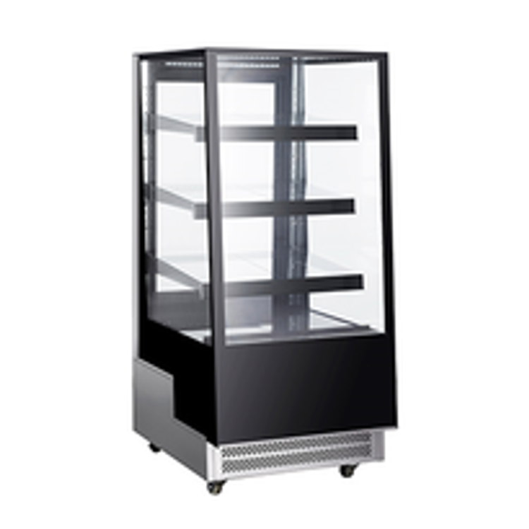Admiral Craft Dry and Refrigerated Bakery Cases