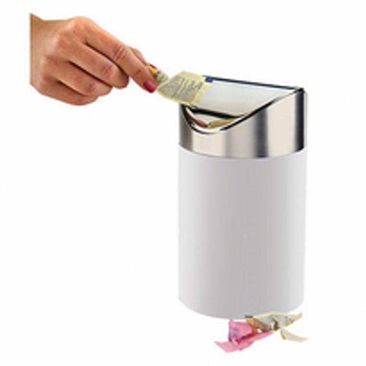 Cal-Mil Trash Can