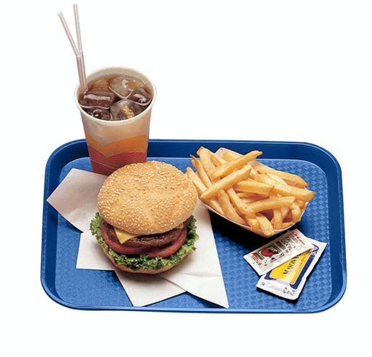 Cambro Fast Food Trays and Cafeteria Trays