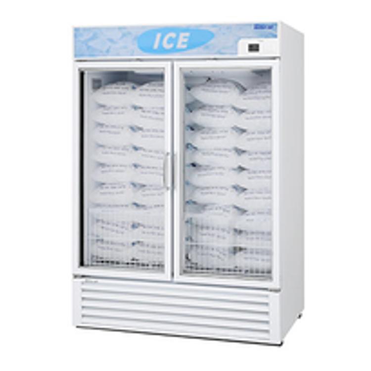 Turbo Air Ice Merchandiser