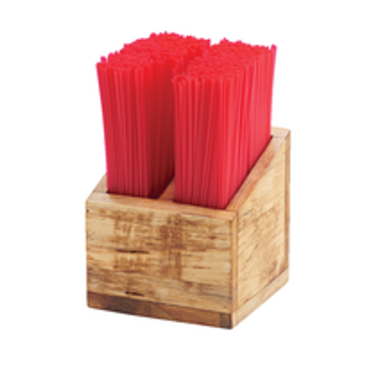 Cal-Mil Straw Organizers and Dispensers