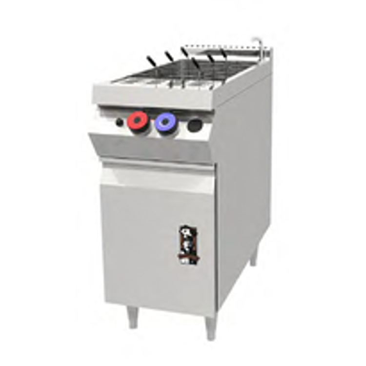 Montague Commercial Pasta Cooker and Rethermalizer