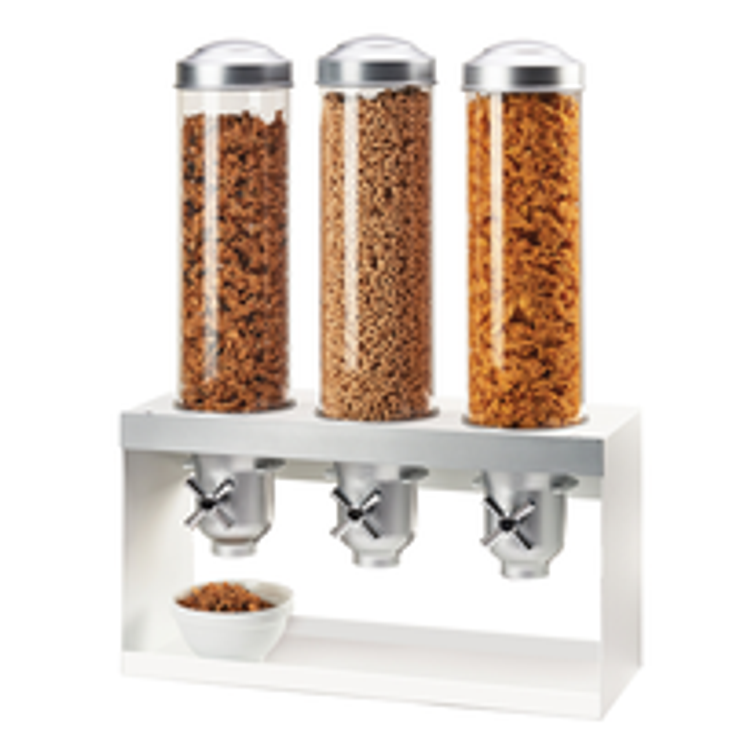 Cal-Mil Dry Food Dispensers and Cereal Dispensers