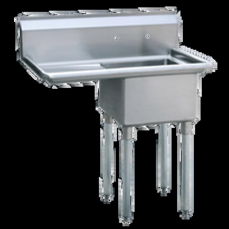 Atosa USA, Inc. 1 Compartment Sink