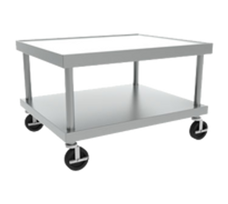 Vulcan Work Table, Equipment Stand Casters and Leg