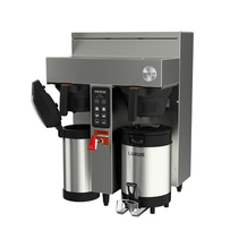 Fetco Commercial Pourover Coffee Makers / Brewers