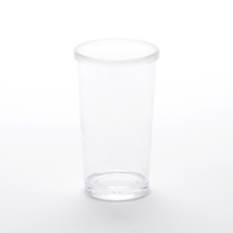 American Metalcraft Disposable Plastic Cup