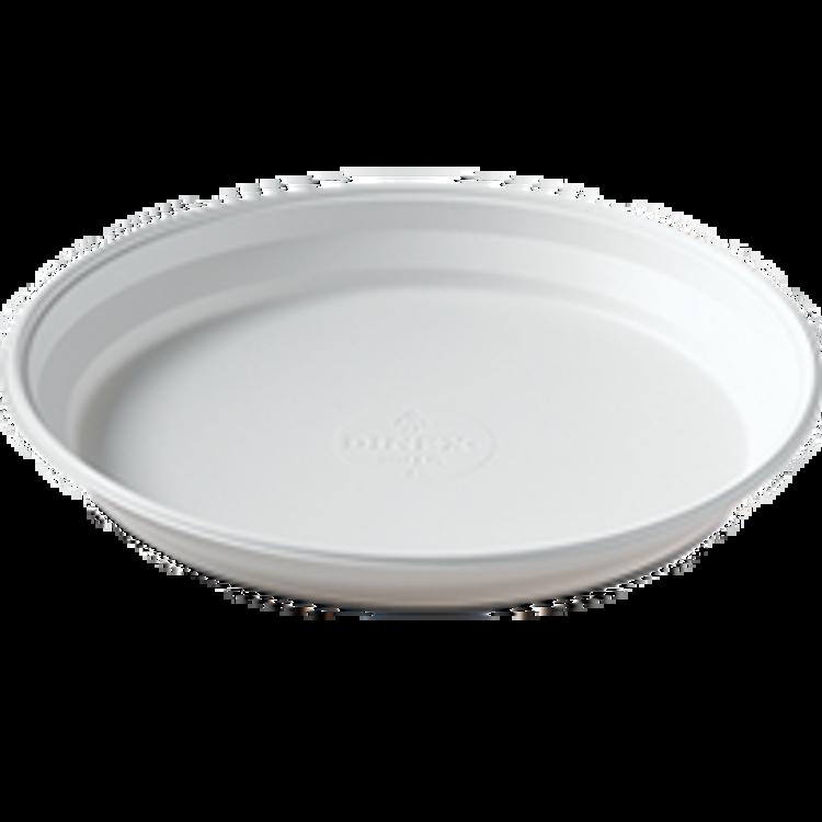 Dinex Plastic Disposable Plates