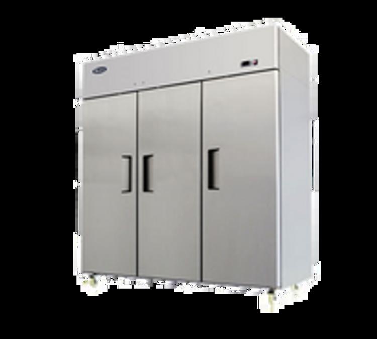 Atosa USA, Inc. Reach-In Refrigerators