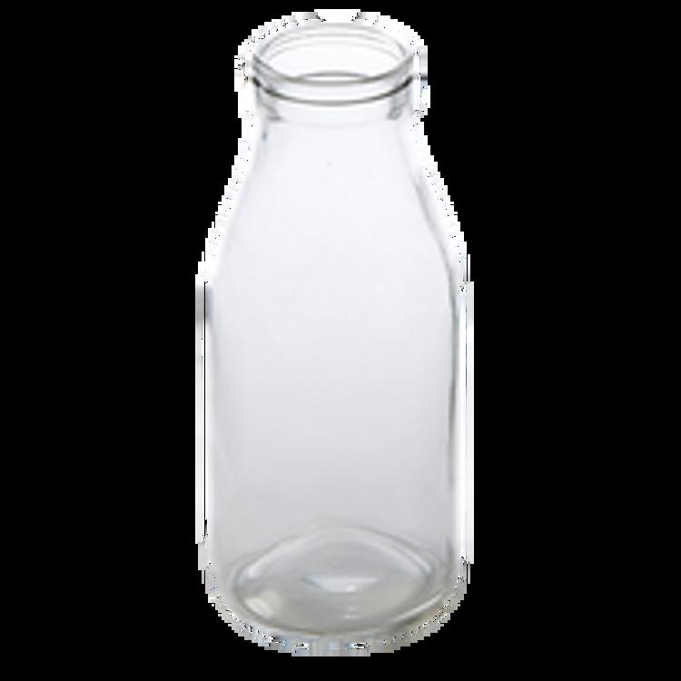 American Metalcraft Milk & Juice Bottles