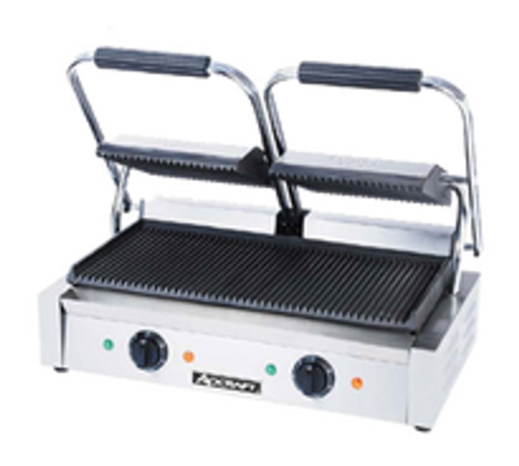 Admiral Craft Commercial Panini Grill