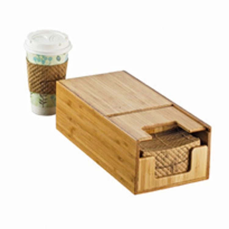 Cal-Mil Coffee Cup Sleeve Dispensers