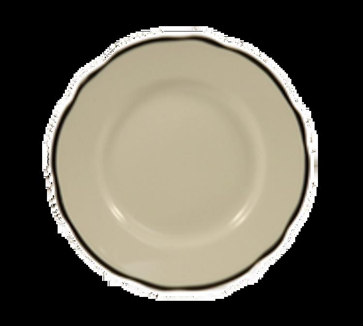 CACChina Stoneware Plate