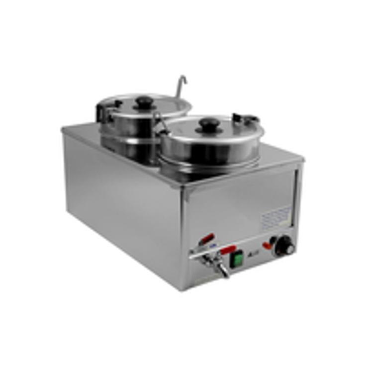 Alfa International Countertop Food Warmer