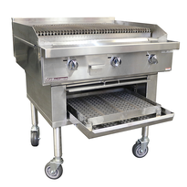 Southbend Commercial Outdoor Grill