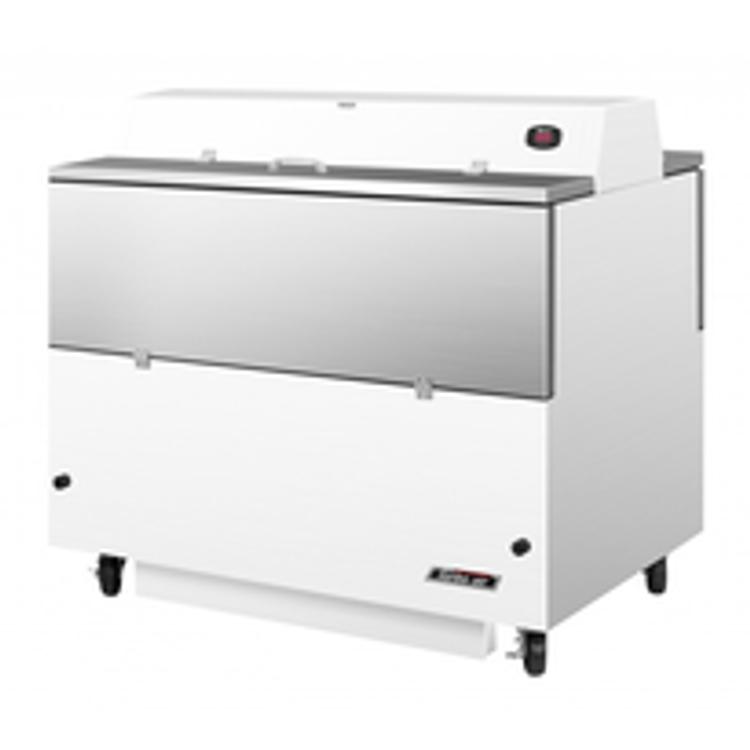 Turbo Air Stainless Steel School Milk Coolers