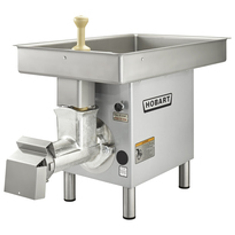 Hobart Meat Chopper and Meat Grinder