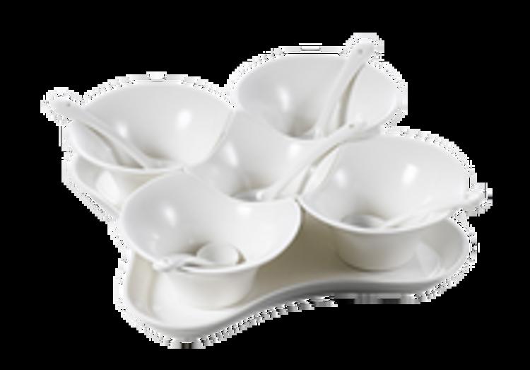 CACChina Bowl Set