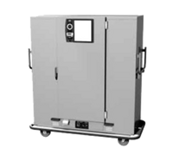 Metro Banquet Cart and Heated Banquet Cabinet
