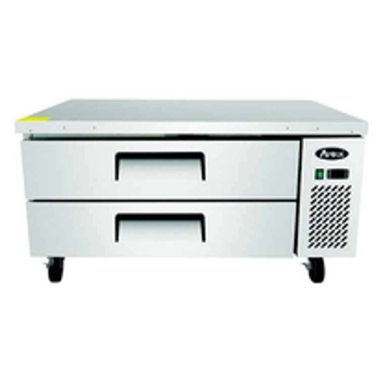 Atosa USA, Inc. Commercial Chef Bases