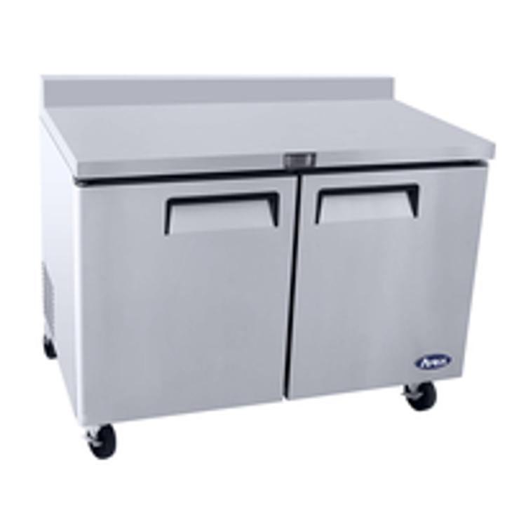 Atosa USA, Inc. Worktop Refrigerators