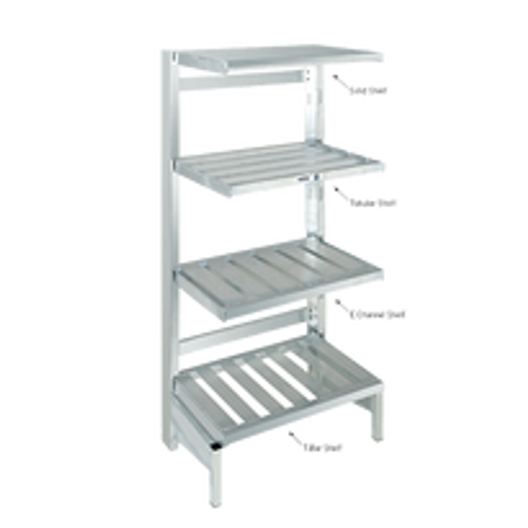 Channel Manufacturing Dunnage Shelving