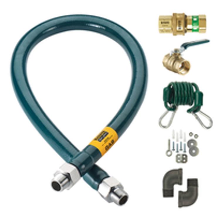 Krowne Gas Connectors and Gas Hose