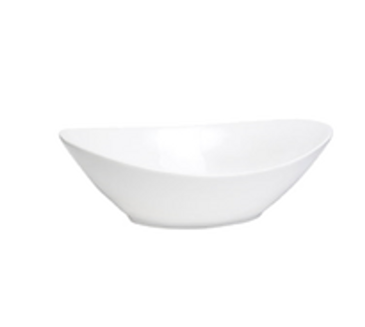 Cal-Mil White Serving and Display Bowls